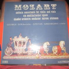 Vinil mozart dirijor mircea cristescu d1