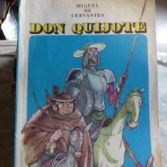 DON QUIJOTE DE LA MANCHA-MIGUEL DE CERVANTES