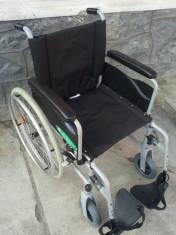 Scaun cu rotile Manual Action NG 1 - INVACARE foto