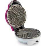 Aparat de facut waffle Gorenje WCM702PR, 700 W, roz