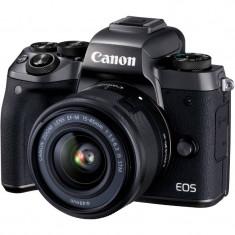 Aparat foto mirrorless EOS M5 KIT EF-M 15-45 IS STM, Canon