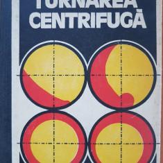 TURNAREA CENTRIFUGA - Ludin, Levin, Rozenfeld