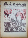 Hiena 1922 decembrie 10 desene Tonitza Yor Maur Victor Ion Popa antisemit