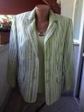 COMPLET GERRY WEBER DEOSEBIT,ELEGANT,RAFINAT MARIME 42 D,16 GB,46 E, Costum cu bluza