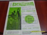 Program       UTA   -  Proleter  Zrenjanin