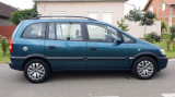 Opel zafira 1.6..7 locuri euro 4, Benzina, Hatchback