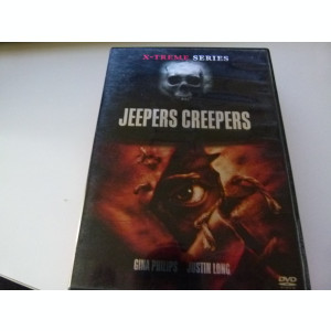 Jeepers Creeper - dvd