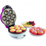 Aparat de waffle WCM702PW, 700 W, violet, Gorenje