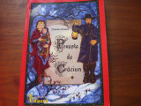 CHARLES  DICKENS  -  POVESTE  DE  CRACIUN   ( format mai mare, ilustrata ) *, Charles Dickens