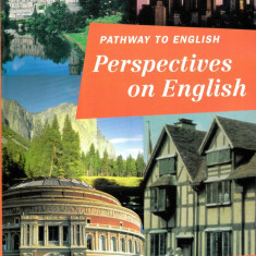 Perspectives on English student's book and activity book 10