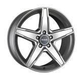 Jante MERCEDES CLA 8J x 17 Inch 5X112 et45 - Mak Stern Silver, 8, 5