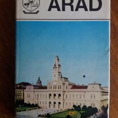 Monografie ARAD - Colectia Judetele Patriei   / C19P