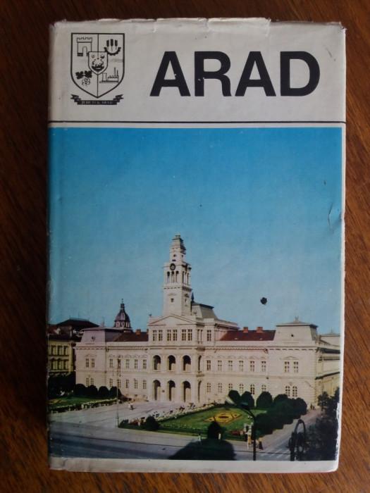 Monografie ARAD - Colectia Judetele Patriei   / C19P foto mare