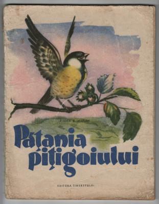 Eugen B. Marian - Patania pitigoiului (ilustratii Dem) foto