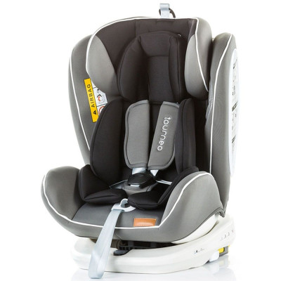 Scaun auto Chipolino Tourneo 0-36 kg Grey cu sistem Isofix foto