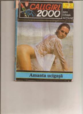 Callgirl 2000 - amanta ucigașă foto
