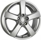 Jante BMW Seria 1 7J x 16 Inch 5X120 et31 - Mak Web Silver, 7, 5