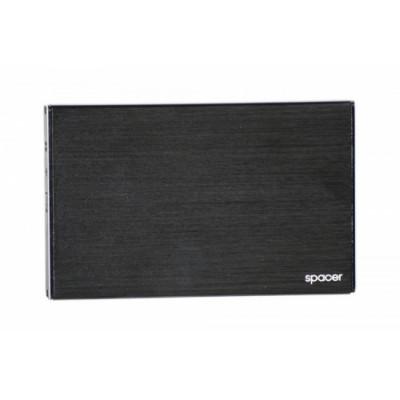 Rack extern Spacer 2.5 inch USB 3.0 Negru foto