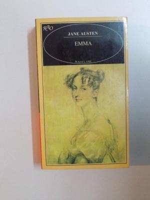 EMMA de JANE AUSTEN , 1999 foto
