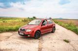 Skoda Fabia I // 2004 // 230.000 km // Benzina 1.4 // Hatchback
