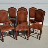 Set 6 scaune clasice, 1900 - 1949