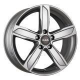 Jante SEAT EXEO - EXEO ST 7.5J x 16 Inch 5X112 et37 - Mak Stadt Silver, 7,5