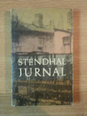 JURNAL de STENDHAL foto