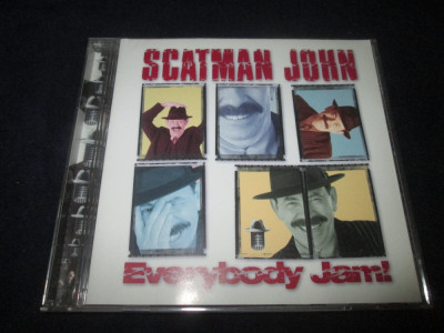 Scatman John - Everybody Jam ! _ CD,album _ RCA (Germania,1996) foto