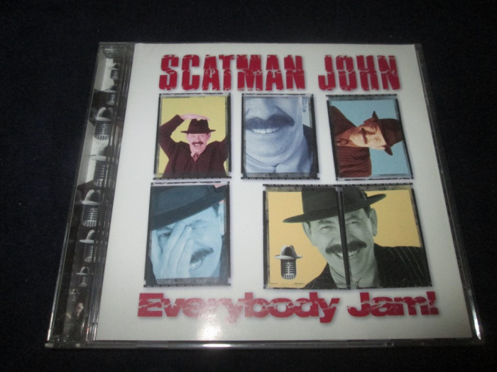 Scatman John - Everybody Jam ! _ CD,album _ RCA (Germania,1996)