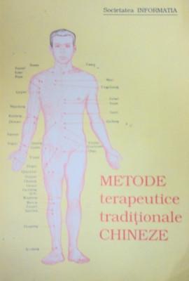 METODE TERAPEUTICE TRADITIONALE CHINEZE 1992 foto