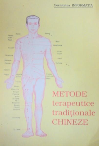 METODE TERAPEUTICE TRADITIONALE CHINEZE 1992 foto mare