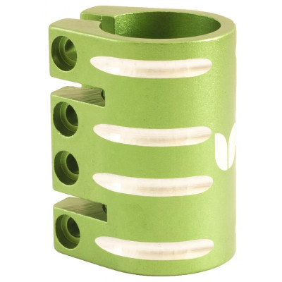 Clema ghidon trotineta Blazer Quad Pro verde foto