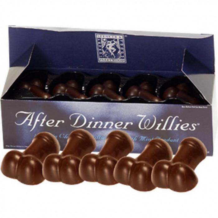 Ciocolata After Dinner Willies