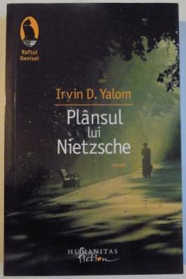 PLANSUL LUI NIETZSCHE de IRVIN D. YALOM , 2012 foto
