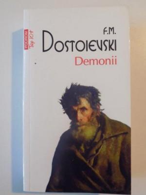 DEMONII de F.M. DOSTOIEVSKI , 2012 foto