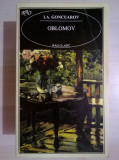 I. A. Goncearov - Oblomov {Rao}