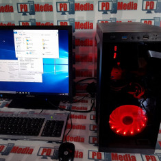 Calculator Ultra Gaming Procesor i5 Placa Video 8GB SSD 128GB HDD 320GB RAM 8GB, Intel Core i5, 8 Gb, 200-499 GB