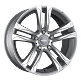 Jante BMW X3 8J x 17 Inch 5X120 et45 - Mak Bimmer Silver, 8, 5