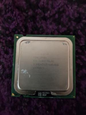 Procesoare Intel Pentium foto