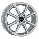 Jante RENAULT LAGUNA 7J x 17 Inch 4X100 et35 - Mak Milano 4 Silver, 7