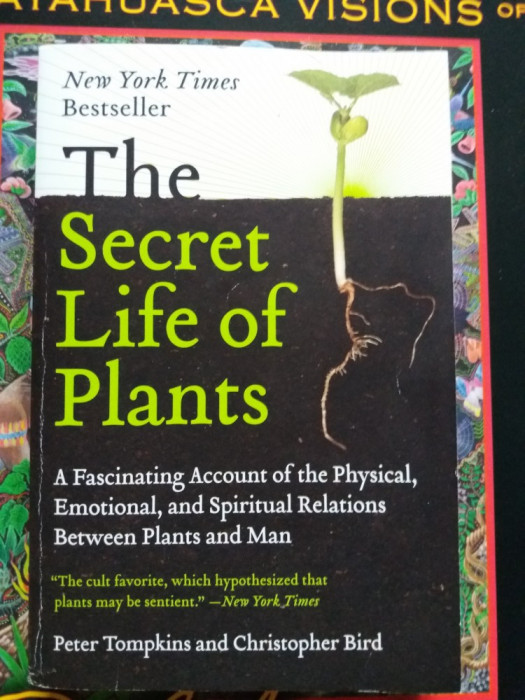 Peter Tompkins/Christopher Bird - The Secret Life of Plants foto mare