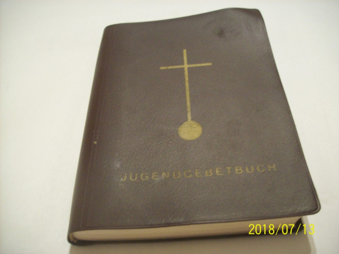 jugendgebetbuch- limba germana an 1986