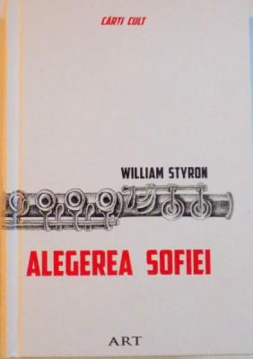 ALEGEREA SOFIEI de WILLIAM STYRON, 2014 foto