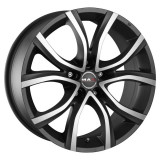 Jante BMW Seria 4 Gran Coupe 8J x 18 Inch 5X120 et30 - Mak Nitro5 Ice Titan, 8, 5