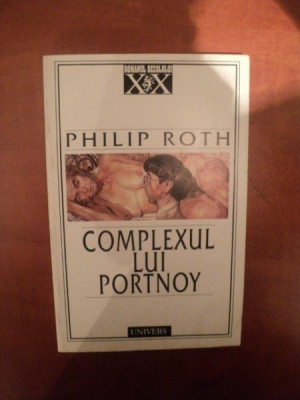 COMPLEXUL LUI PORTNOY de PHILIP ROTH , 1998 foto