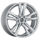 Jante BMW X5 M Performance Staggered 11.5J x 21 Inch 5X120 et38 - Mak X-mode Silver, 11,5