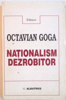 NATIONALISM DEZROBITOR de OCTAVIAN GOGA, 1998 foto