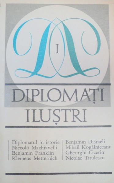 DIPLOMATI ILUSTRI VOL 1 1969
