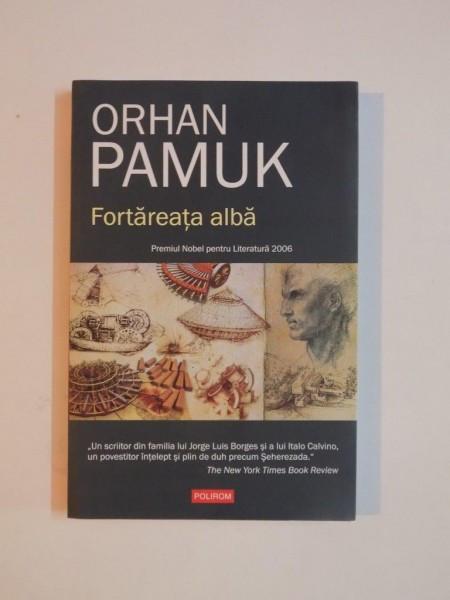 FORTAREATA ALBA de ORHAN PAMUK 2012
