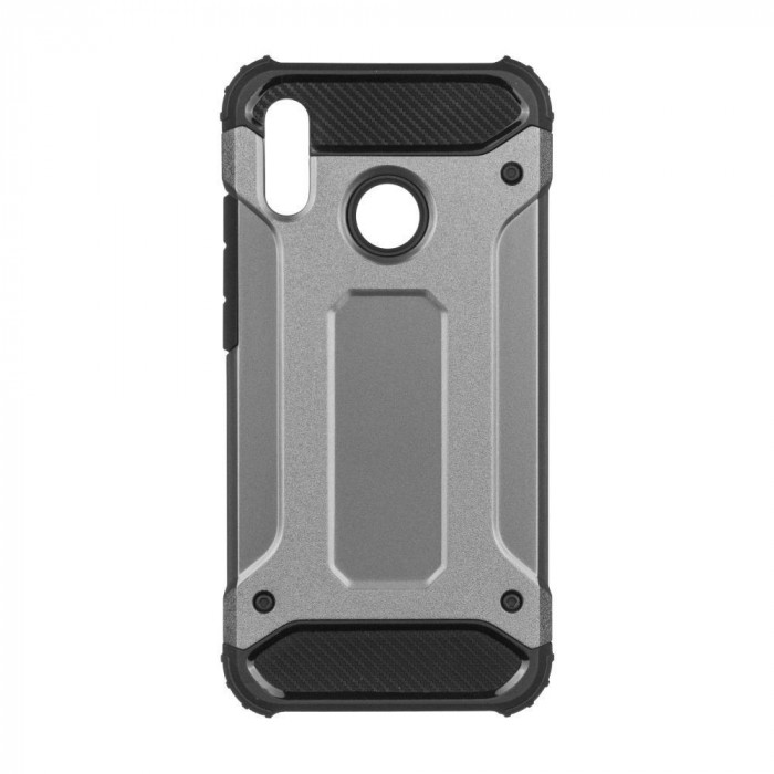 Husa Forcell Armour pentru Xiaomi Note 5 (Pro), Gri foto mare